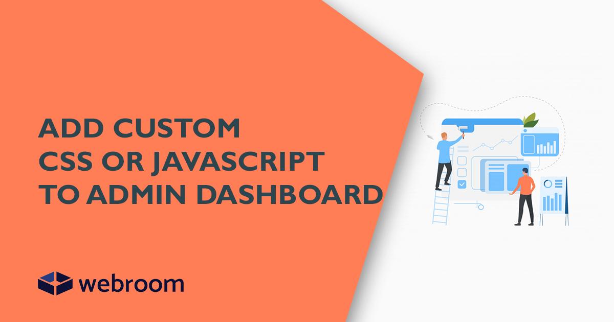 Add css or js to WordPress admin panel