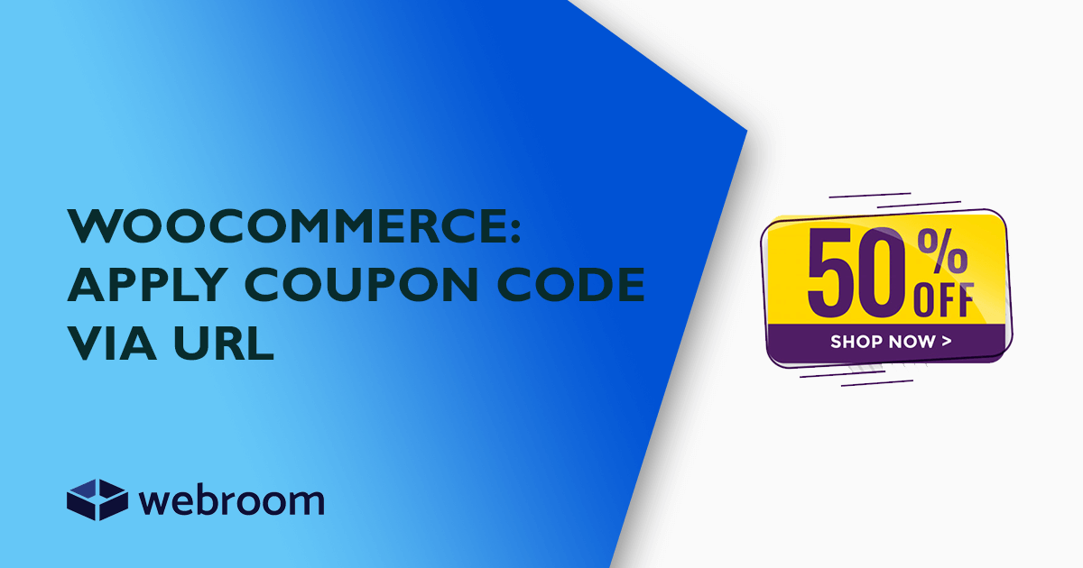 woocommerce aplpy coupon code to url